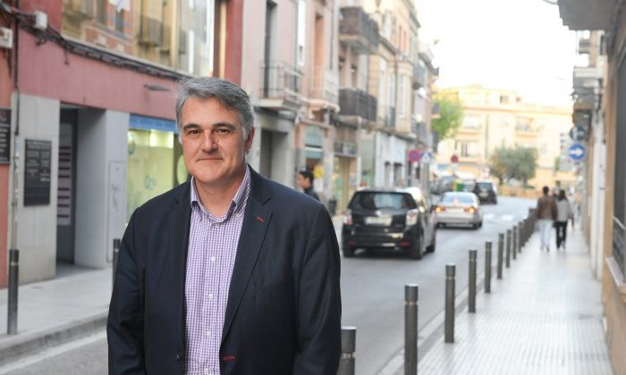 Jose Manuel López, líder del PP