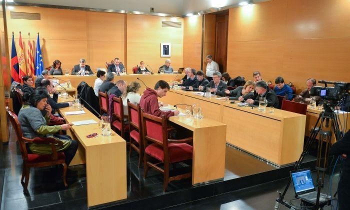 El Ple Municipal, aquest 2016
