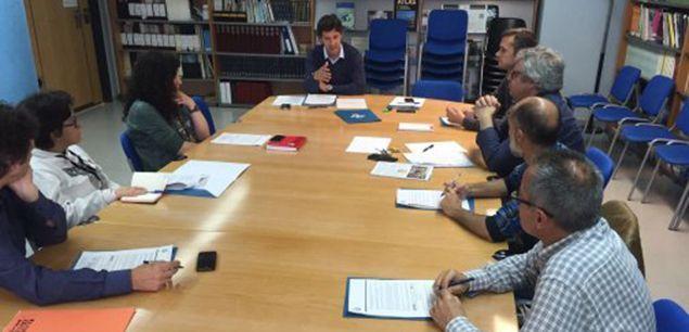 Una reunió de l'Ajuntament de Mataró amb les entitats