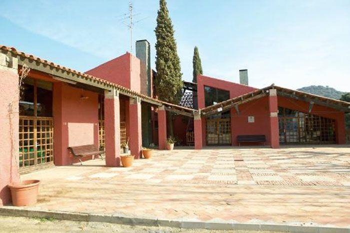 L'alberg Mas Silvestre de Dosrius