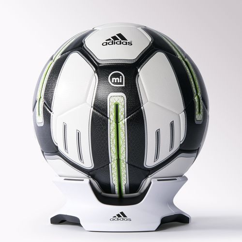 La pilota Adidas SmartBall, que se sorteja entre els participants