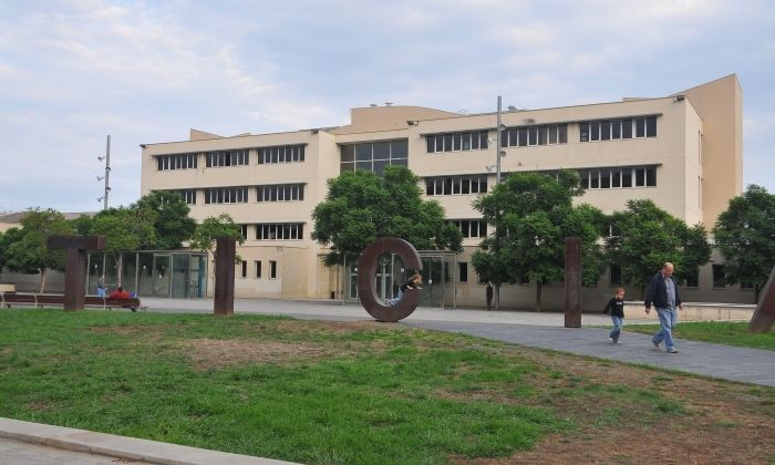 Els Jutjats de Mataró. Foto: R. G.
