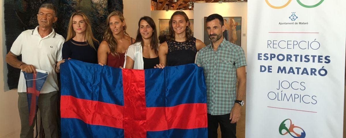 Albert Ramos, Raquel Gonzàlez, Chuso Garcia, Marta Bach, Roser Tarragó i Laura López aniran a Rio.