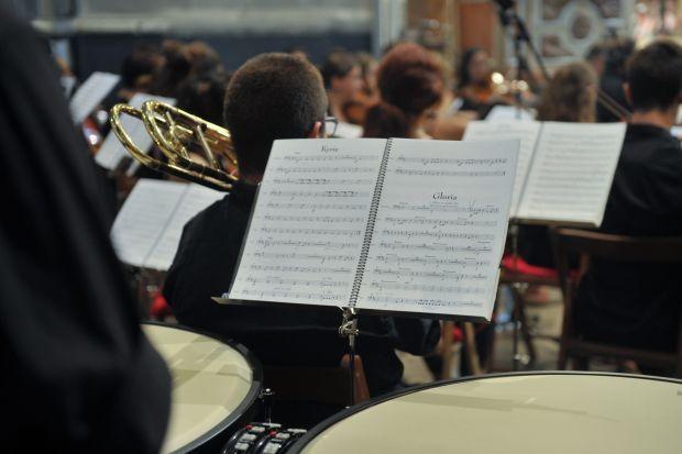 Concert de la missa de Les Santes