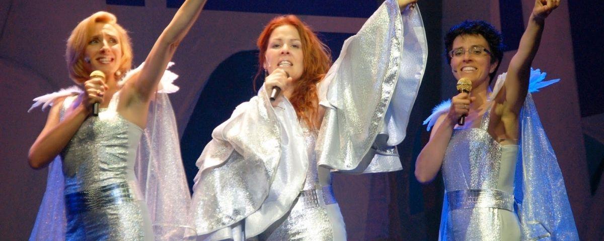 'Mamma Mia', un dels musicals de més èxit