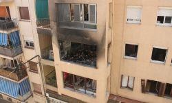 L'edifici afectat. Foto: ACN