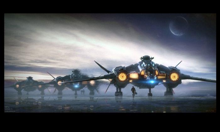 Star Citizen, dels pares de Wing Commander.