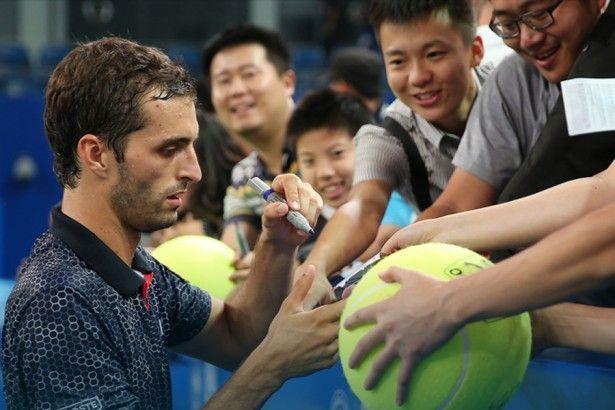 Ramos a l'ATP de Chengdu. Foto: ATP World Tour.