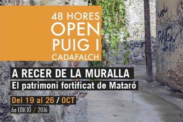 48 h Open Puig i Calafach