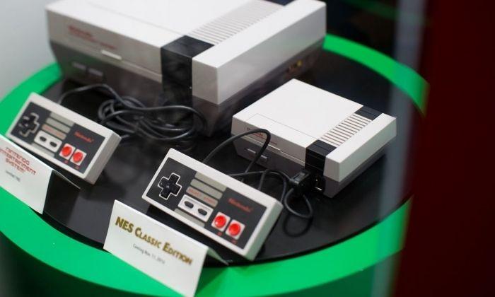 NES i NES Mini.