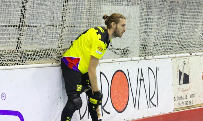 Jordi Bartrès va tornar a veure porteria.