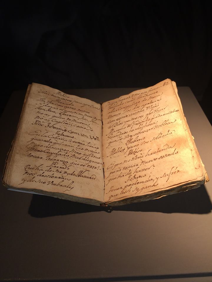 El llibre que conté el manuscrit