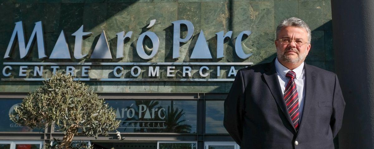 El gerent de Mataró Parc, Alfonso Millán. Foto: R. Gallofré