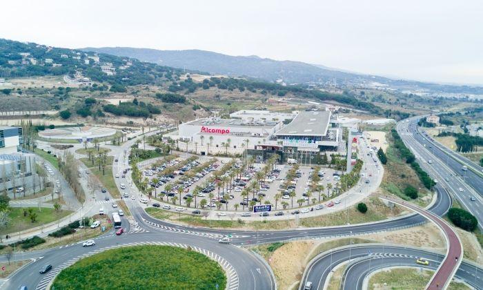 Vista del centre comercial Mataró Parc. Foto: R. Gallofré
