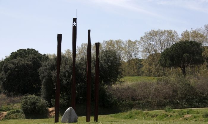 El Monument a la Independència, d'Arenys de Munt