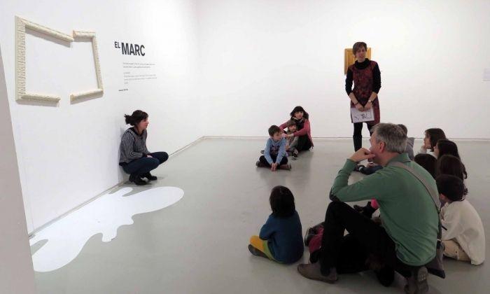 Un taller a la mostra