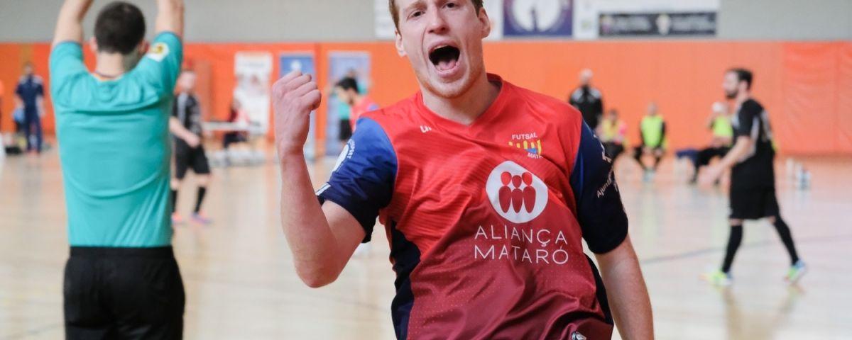 Futsal. Foto: R.Gallofré