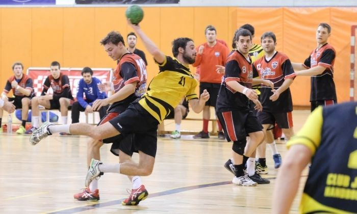 Joventut Handbol Mataró.