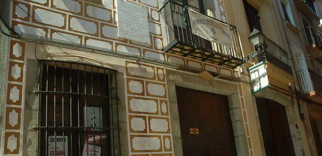La casa natal de Puig i Cadafalch