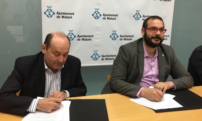Ferrando i Bote a la signatura.