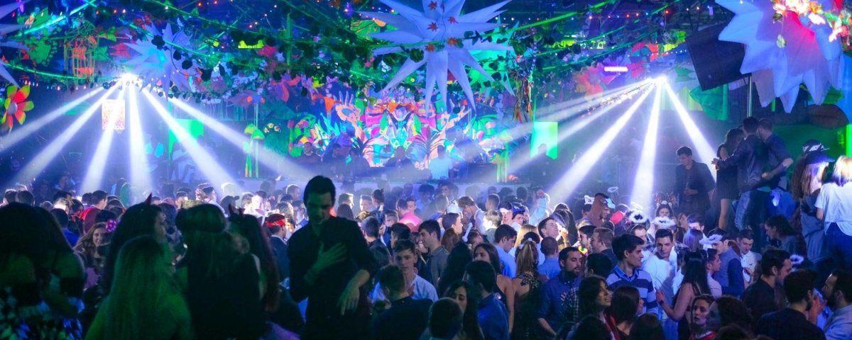 Una discoteca de la ciutat. Foto: R.Gallofré