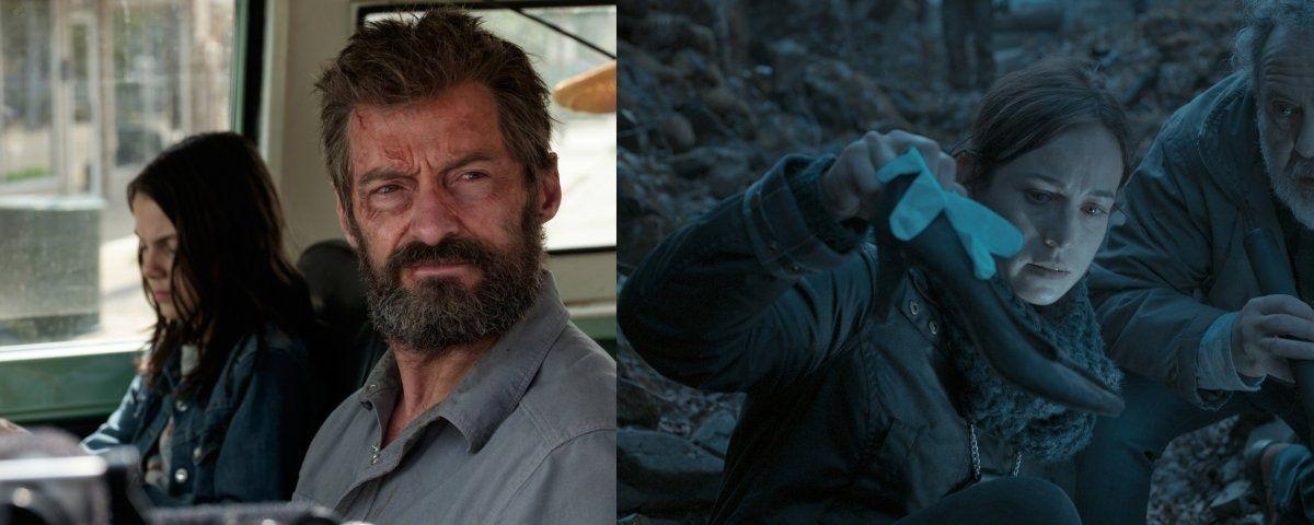 """""""Logan"""" i """"El guardian invisible"""""""