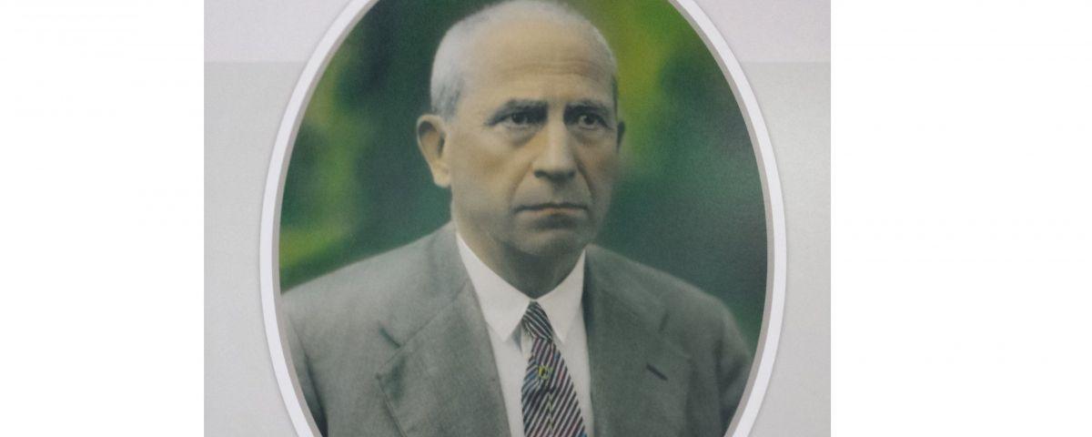 L'alcalde Josep Abril