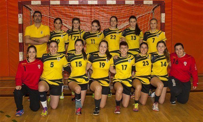 L'equip femení. Foto: JHM