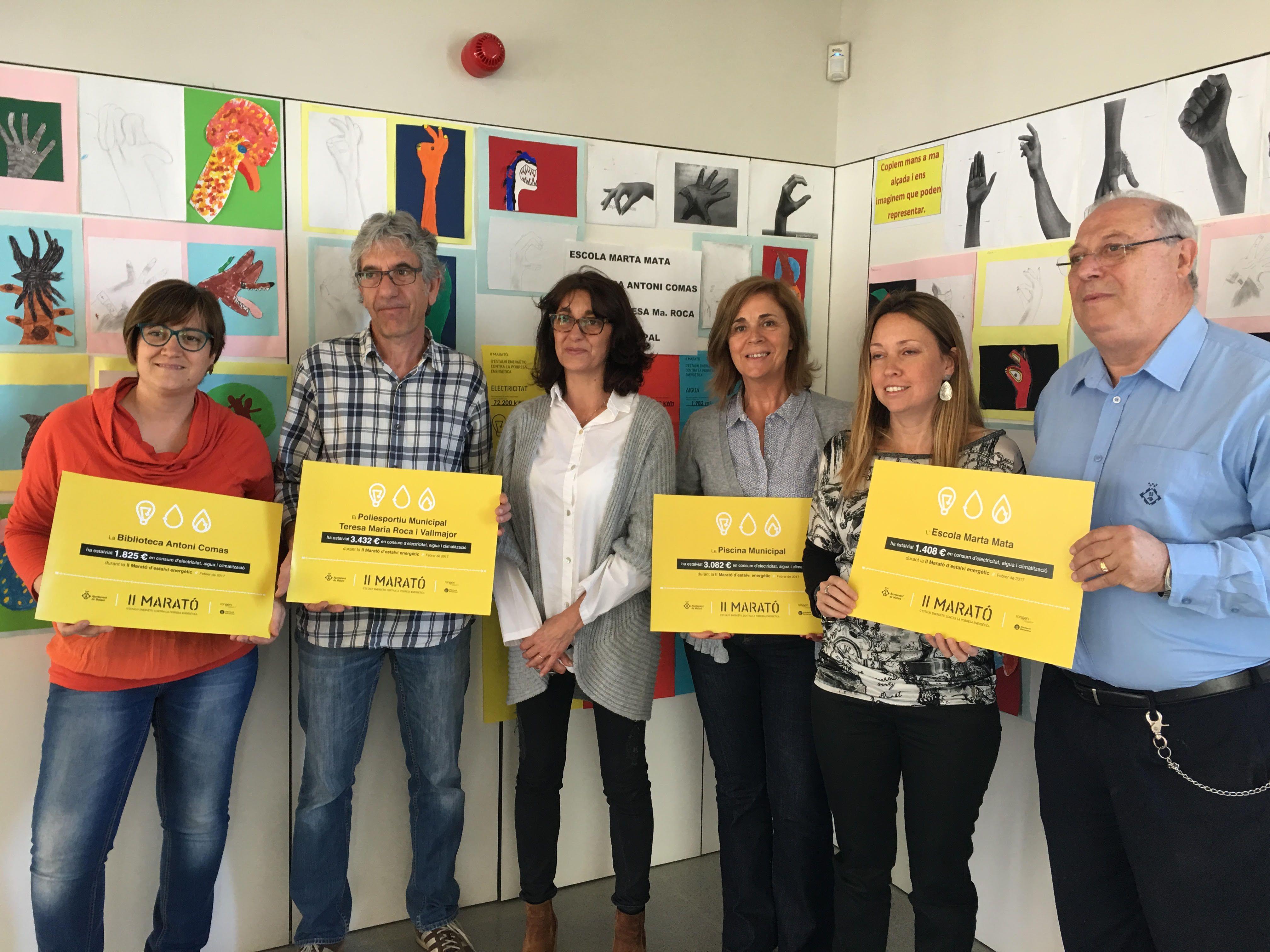 Quatre equipaments de matar estalvien euros amb for Piscina municipal mataro