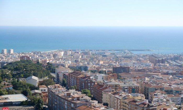 Vista de Mataró. Foto: R. Gallofré