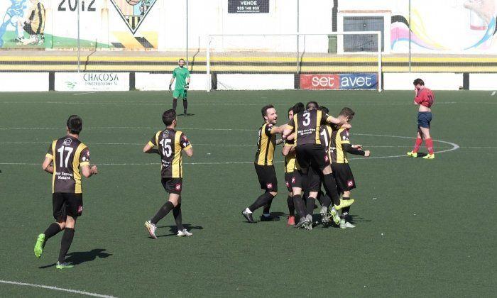 Futbol CE Mataró - Sarrià. Foto: R.Gallofré