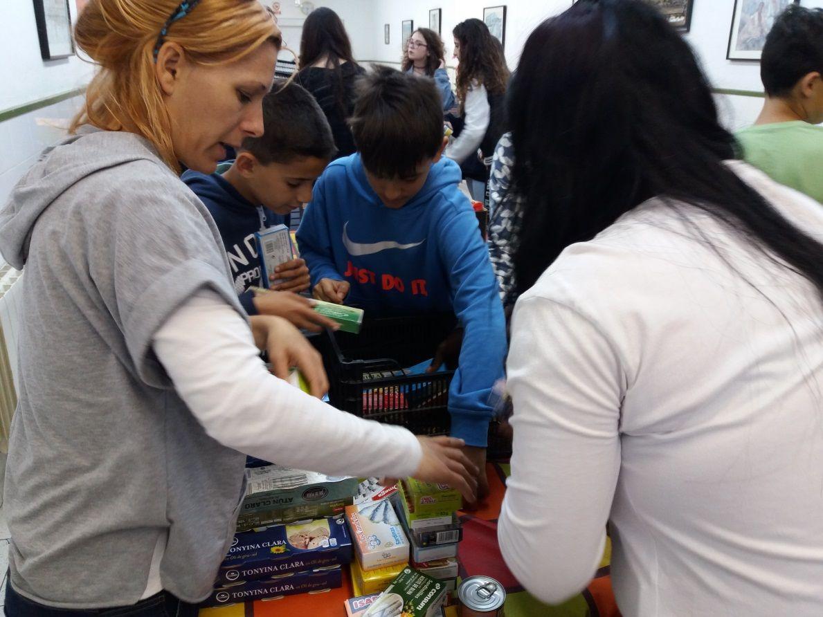 El menjador solidari Sant Joaquim, un dels projectes que rebrà recursos.