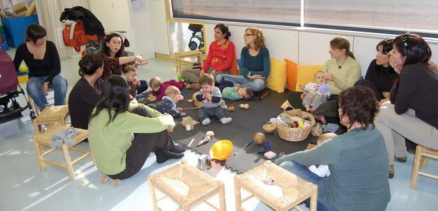 L'escola Bressol El Tabalet de Mataró