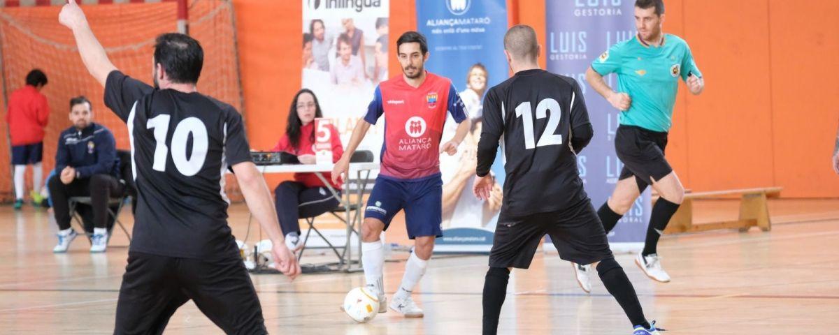 Futsal futbol sala. Foto: R.Gallofré