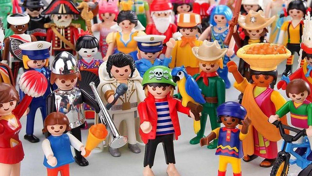 Clicks de Playmobil