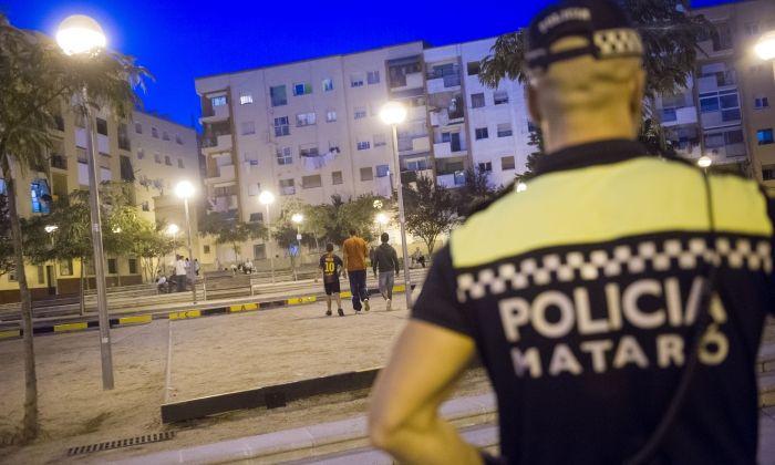 opinió policia