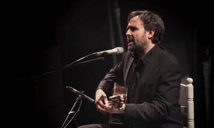 El cantautor Roger Mas és una de les estrelles del certamen de Caldes d'Estrac