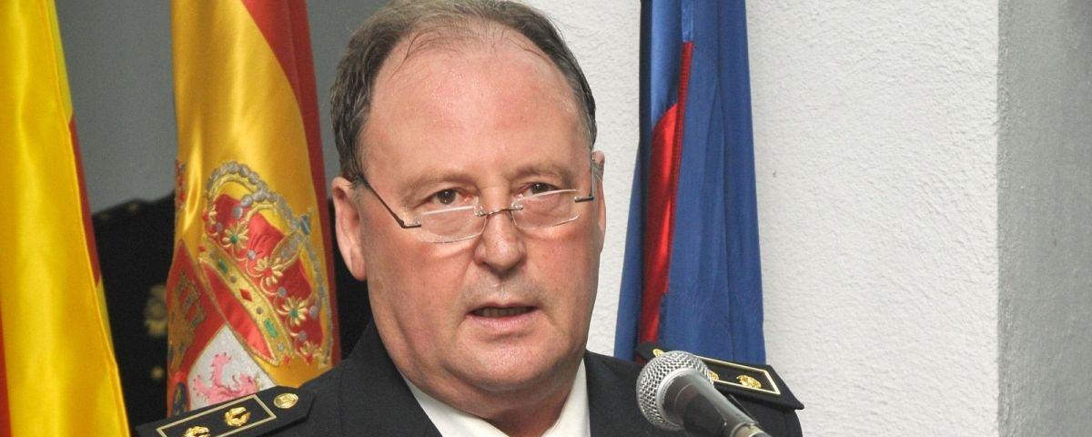 Felix Riesco en una imatge d'arxiu. Foto: R. Gallofré