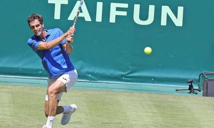 Ramos en una acció. Foto: ATP
