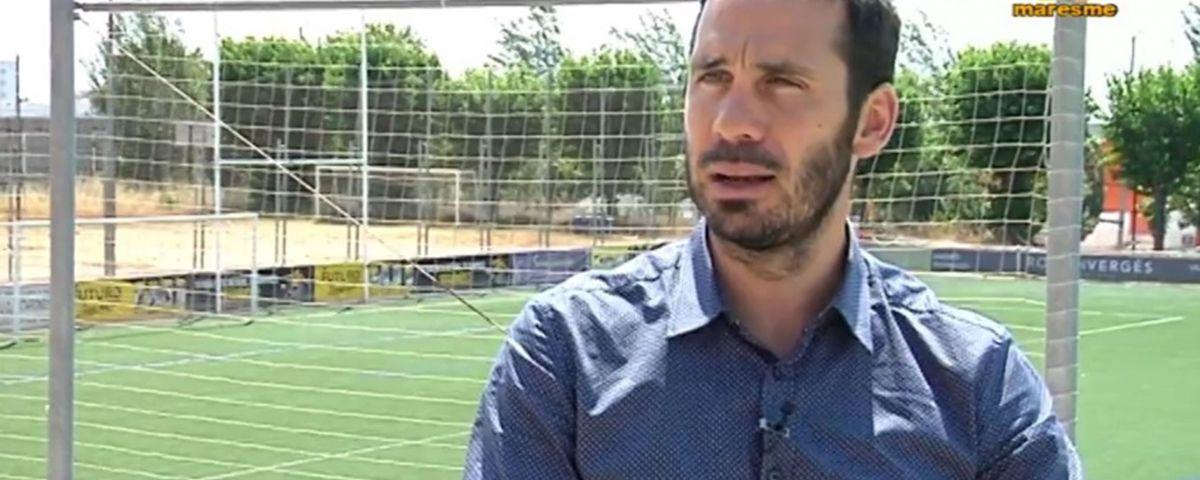 El nou entrenador. Foto: m1tv