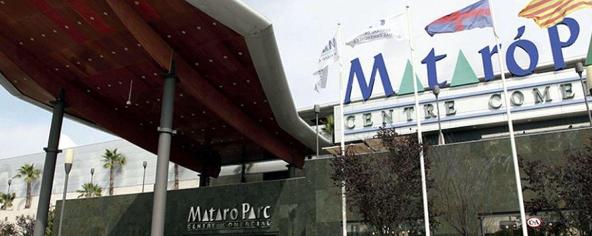 L'entrada a Mataró Parc. Foto: ACN