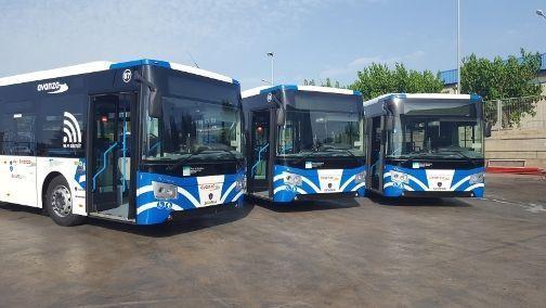 Nous vehicles de Mataró Bus