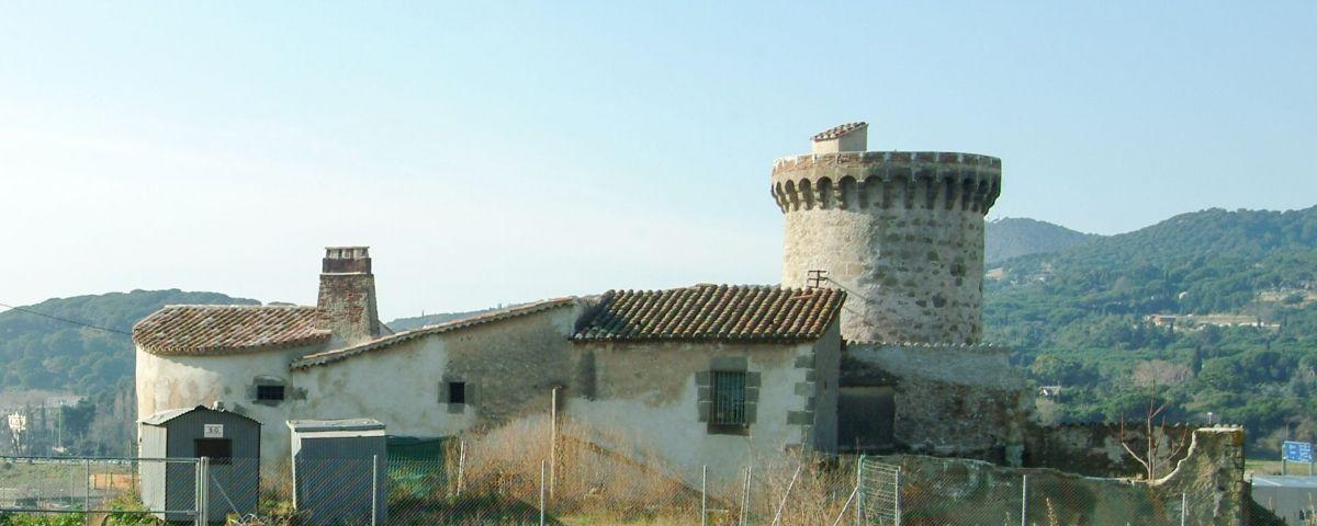 La Torre de Can Palauet, on probablement s'ubicarà l'arxiu