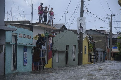 Efectes de l'huracà Irma
