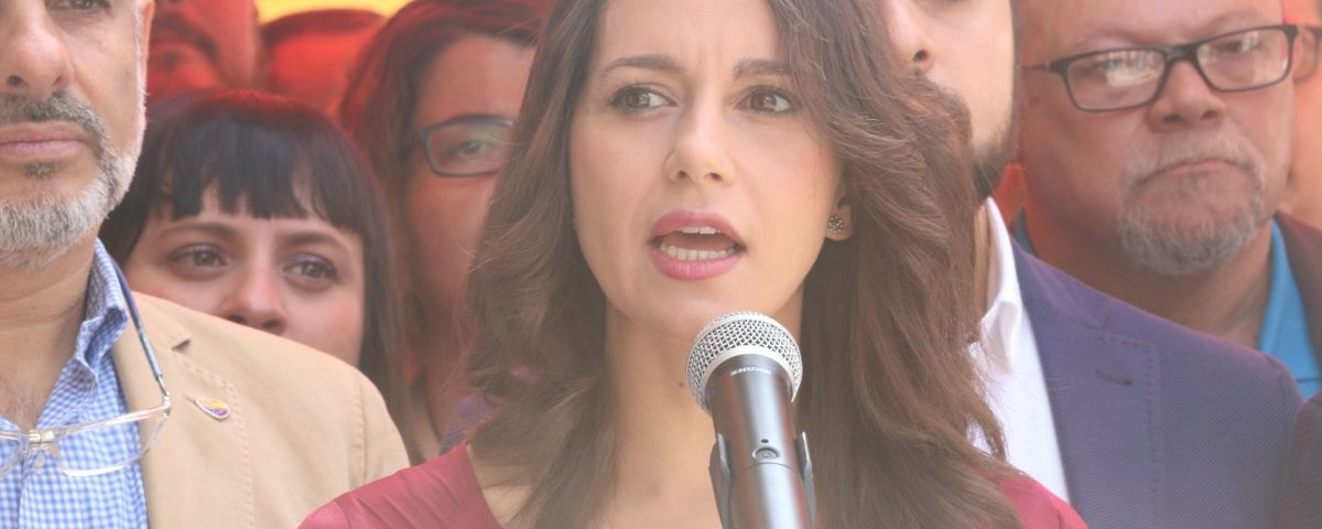 Inés Arrimadas. Foto: ACN