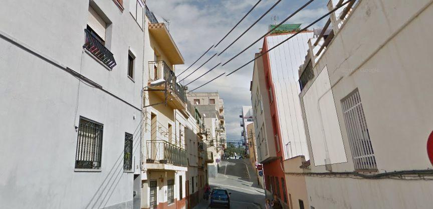 El carrer Sant Ferran. Foto: Google Maps