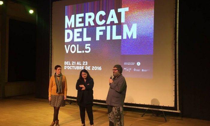 L'eidició del 2016 del Mercat del Film
