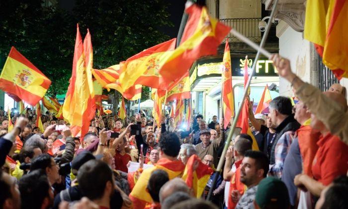 Un instant de la manifestació de dissabte. Foto: R. G.