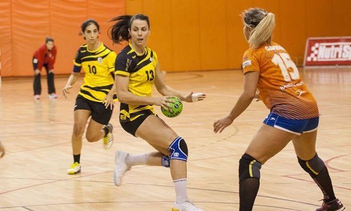 Clara Poo va fer quatre gols.