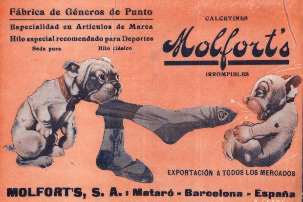 """""""Els mitjons Molfort's i la publicitat racional"""""""
